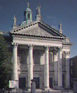 rathmines church, exterior